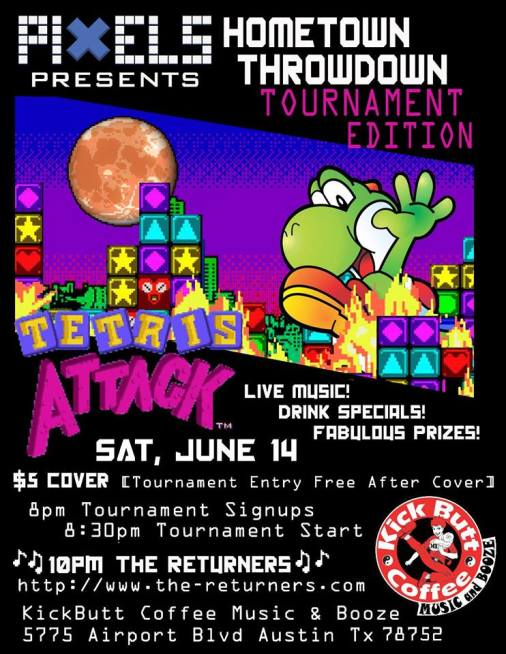 HTTD Tetris Attack 6-14